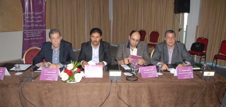 La transition démocratique au Maroc au regard des expériences internationales