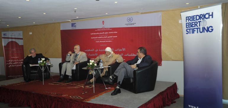 Les partis Politiques au Maroc : exigences du développement et consécration du choix démocratique