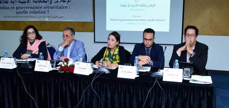 Médias et gouvernance de la sécurité: Quelle relation?