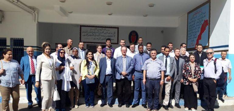 ورشات تكوينية تعزيز تملك أطر المؤسسات السجنية بالمغرب للمعايير والممارسات الفضلى للتفاعل مع الآلية الوطنية للوقاية من التعذيب والآليات الأخرى ذات الصلة